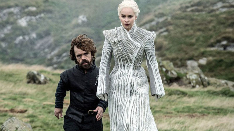 is Tyrion in love with Daenerys?