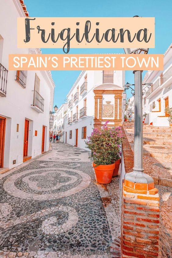 guide to Frigiliana, a hidden gem in southern Spain
