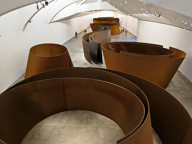 Richard, Serra, A Matter of Time, 1994-2005