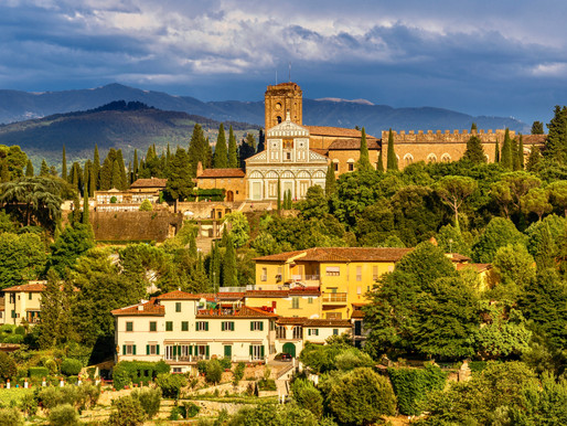 Florence's San Miniato al Monte, a Medieval Jewel Worth the Climb