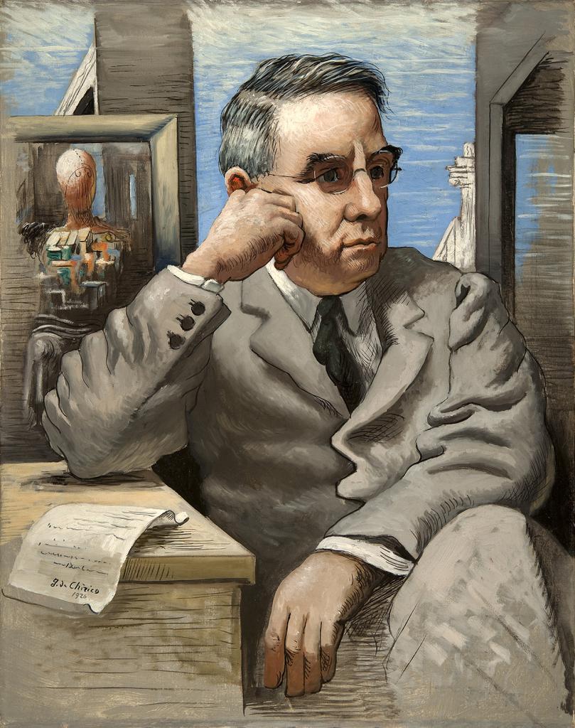 Giorgio de Chirico, Dr. Albert C. Barnes, 1926