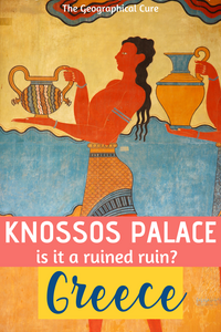 Complete Guide to Knossos Palace on the island of Crete in Greece