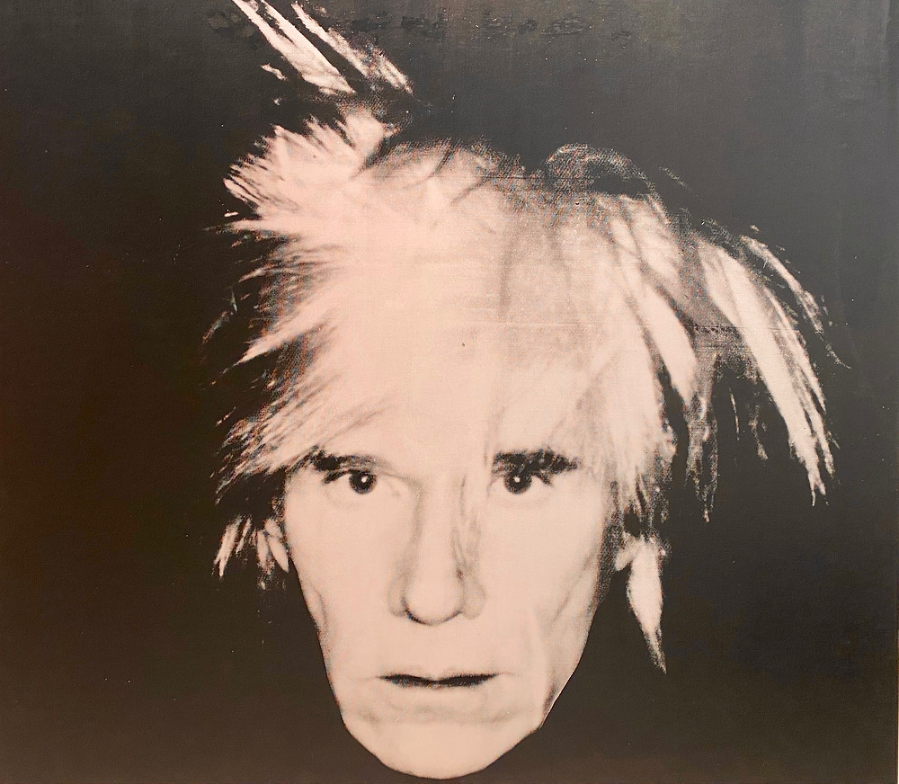 Andy Warhol. Self Portrait, 1966