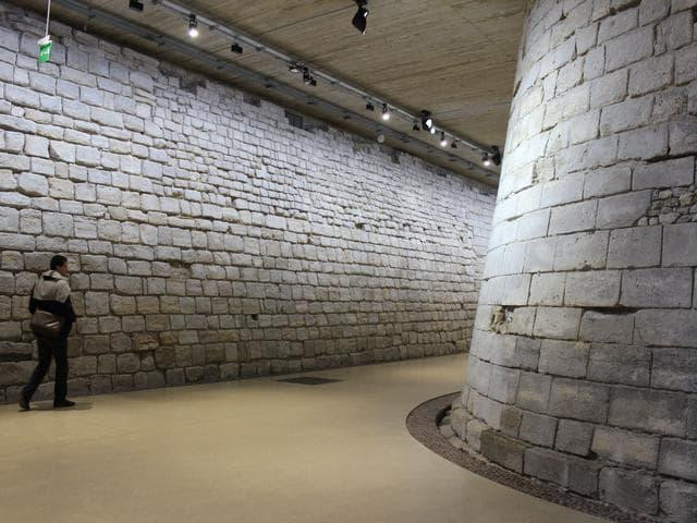 the Medieval Louvre