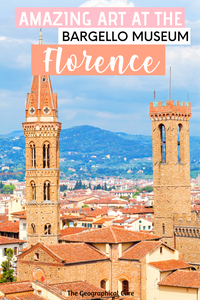 Guide to visiting the Bargello Museum in Florence: must see masterpieces and tips for visiting