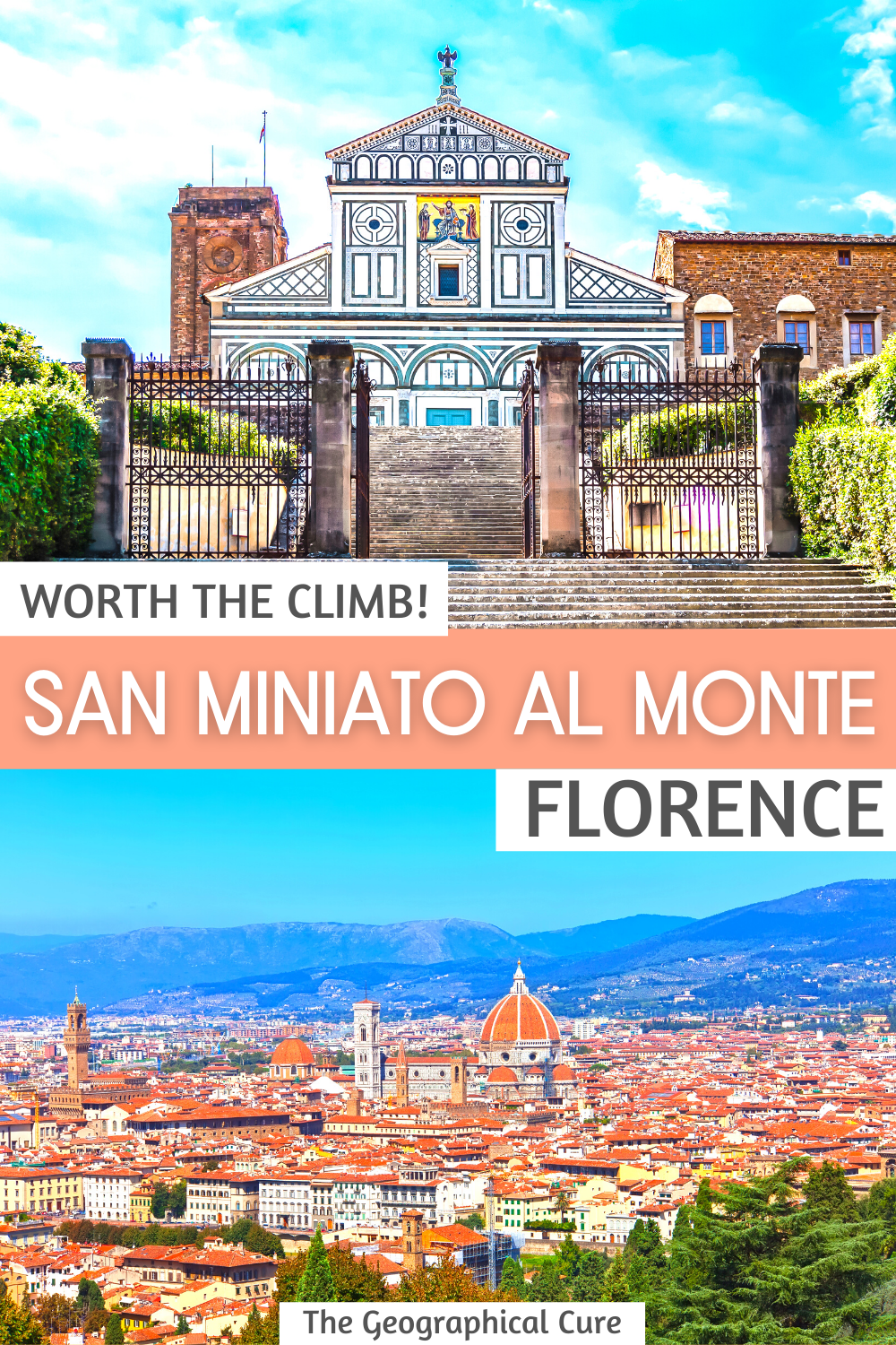 Guide to Florence's Crowning Glory, San Miniato al Monte
