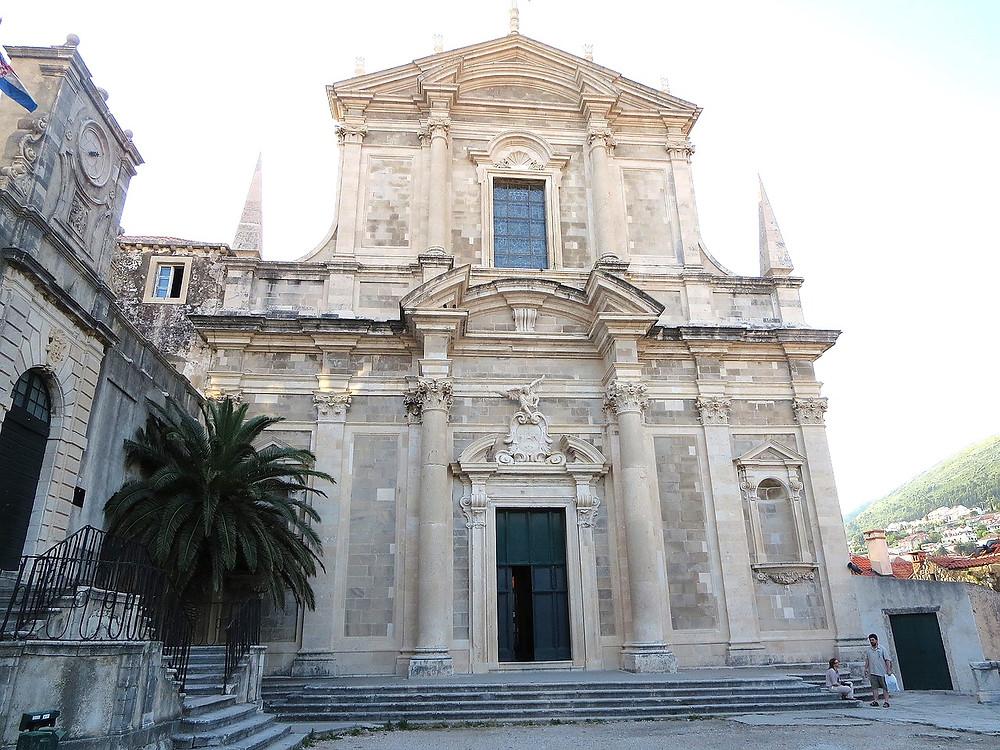 St. Ignatius Church near Buza Bar