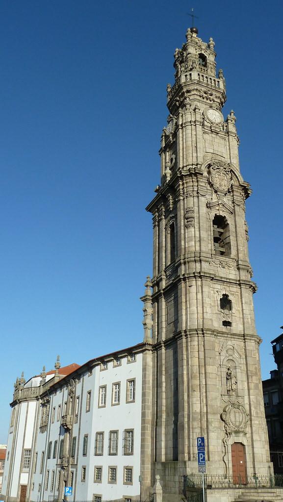 Clérigos Tower, the symbol of Porto
