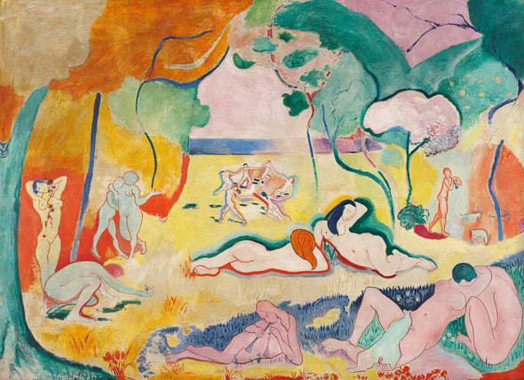 Henri Matisse, The Joy of Life, 1906