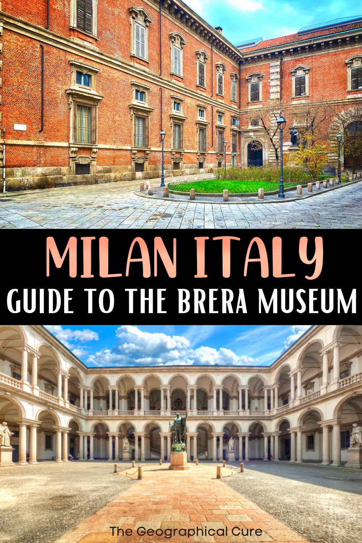 ultimate guide to visiting the Pinacoteca di Brera in Milan Italy