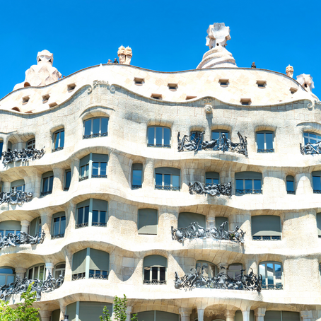 Guide To Gaudí's Surreal La Pedrera, a Masterpiece of Nature