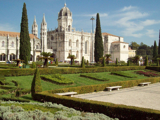 Jerónimos Monastery, Manueline Splendor in Lisbon's Belém Neighborhood
