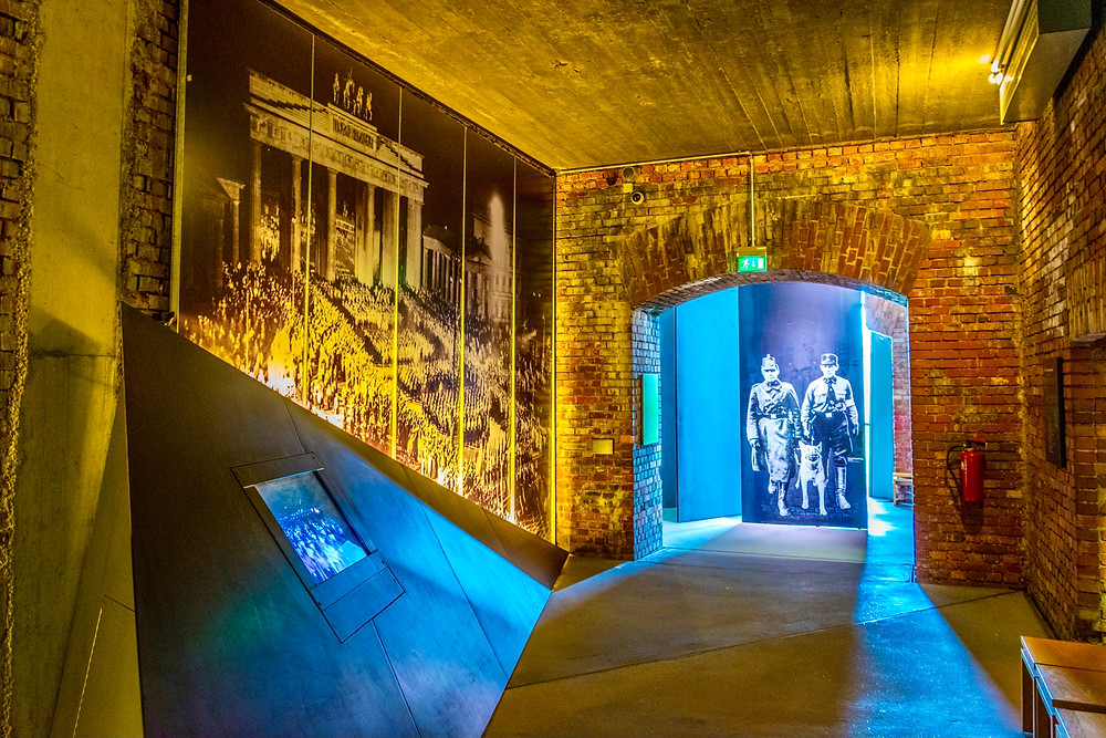 inside the Nazi Documentation Center