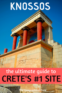 the ultimate guide to Knossos Palace, the #1 site on the island of Crete in Greece