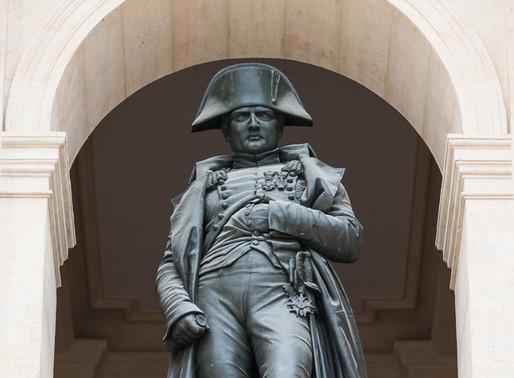 Visiting Napoleon's Tomb at Les Invalides in Paris