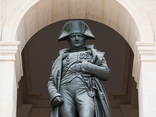Visiting Napoleon's Tomb at Les Invalides in Paris