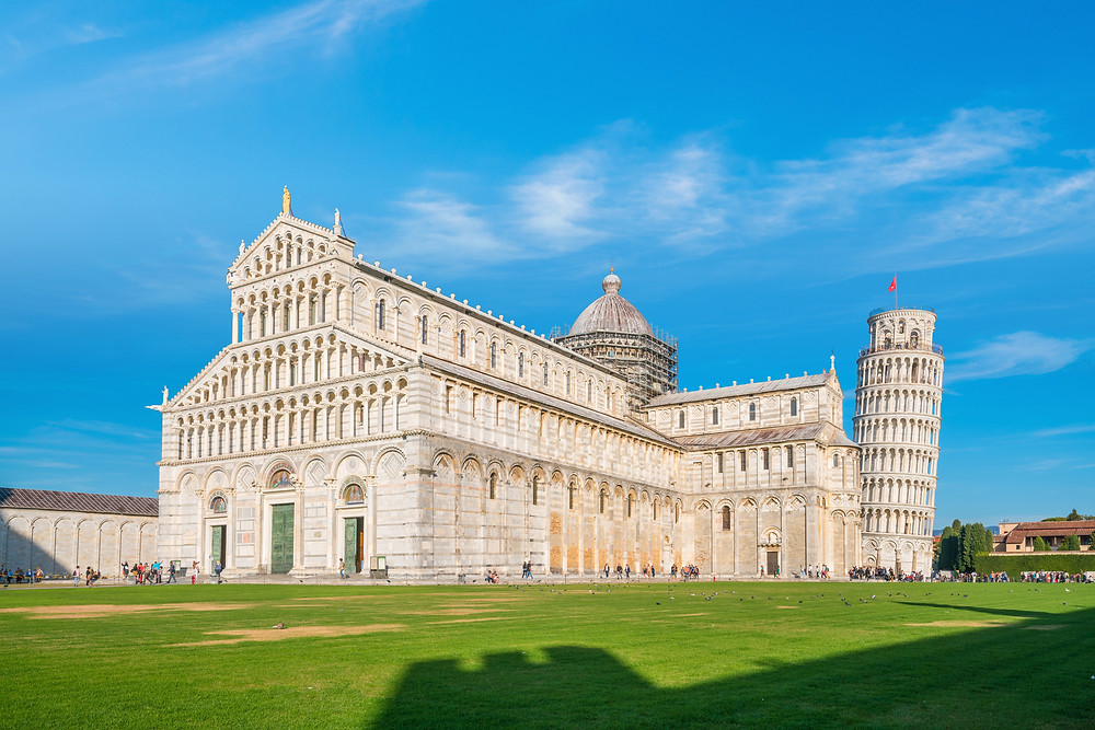 Pisa Cathedral on the Field of Miracles