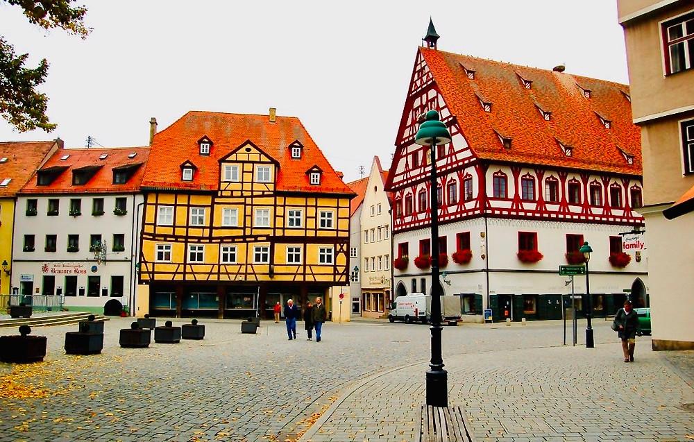 medieval Nordlingen
