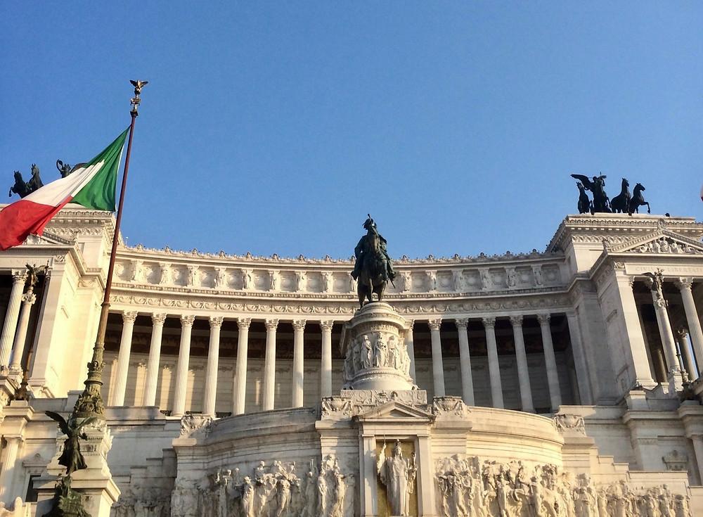 Vittorio Emanuel II monument