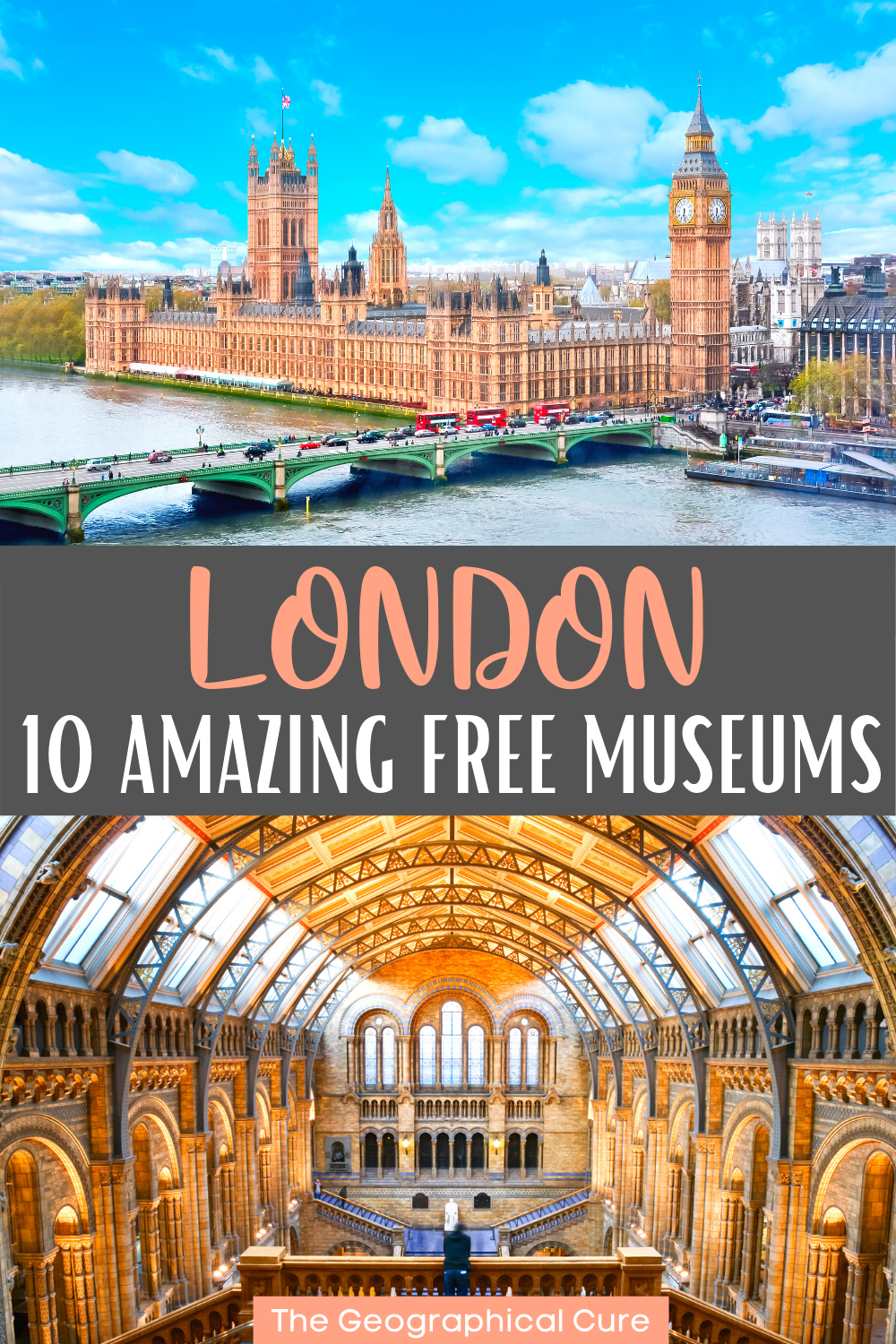 ultimate guide to the best free museum in London, for your bucket list