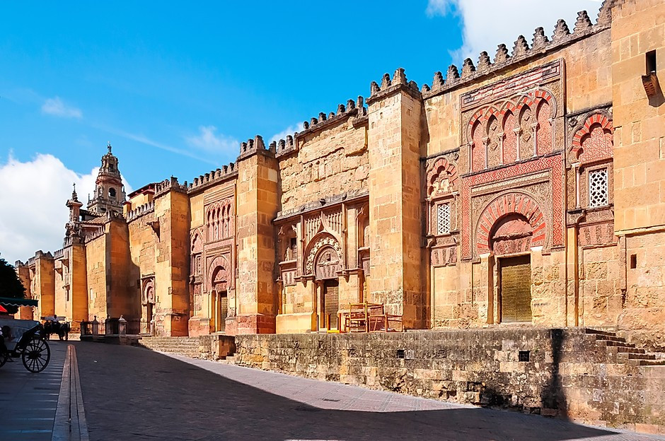 the Mezquita, Cordoba's stunning mosque-cathedral