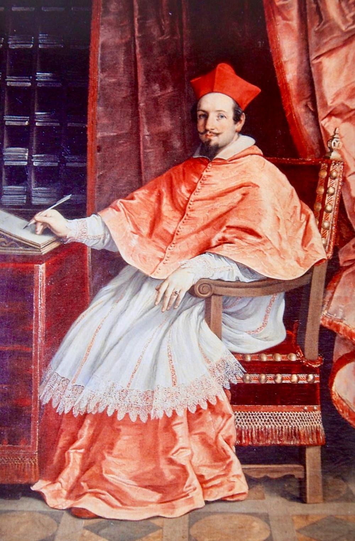 Guido Reni, Portrait of Cardinal Bernardino Spada, 1631