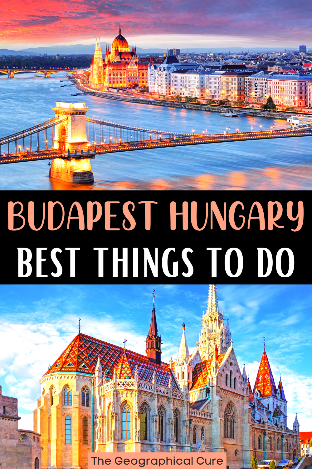 the best things to see, do, and eat in Budapest Hungary