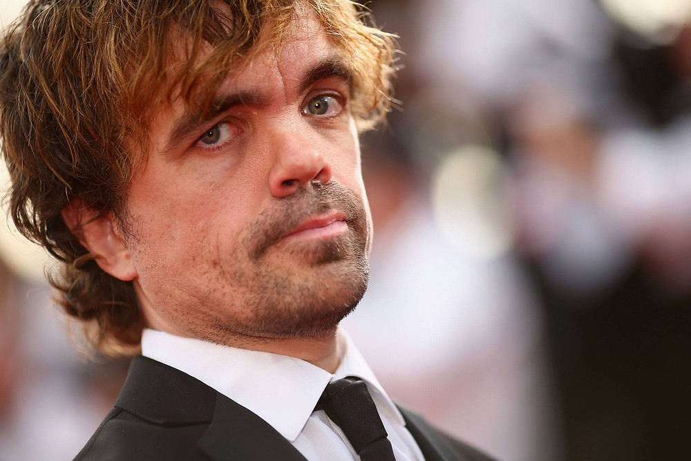 the real Peter Dinklage who plays Tyrion Lannister