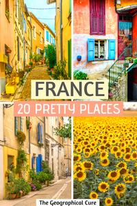 the prettiest secret villages in France