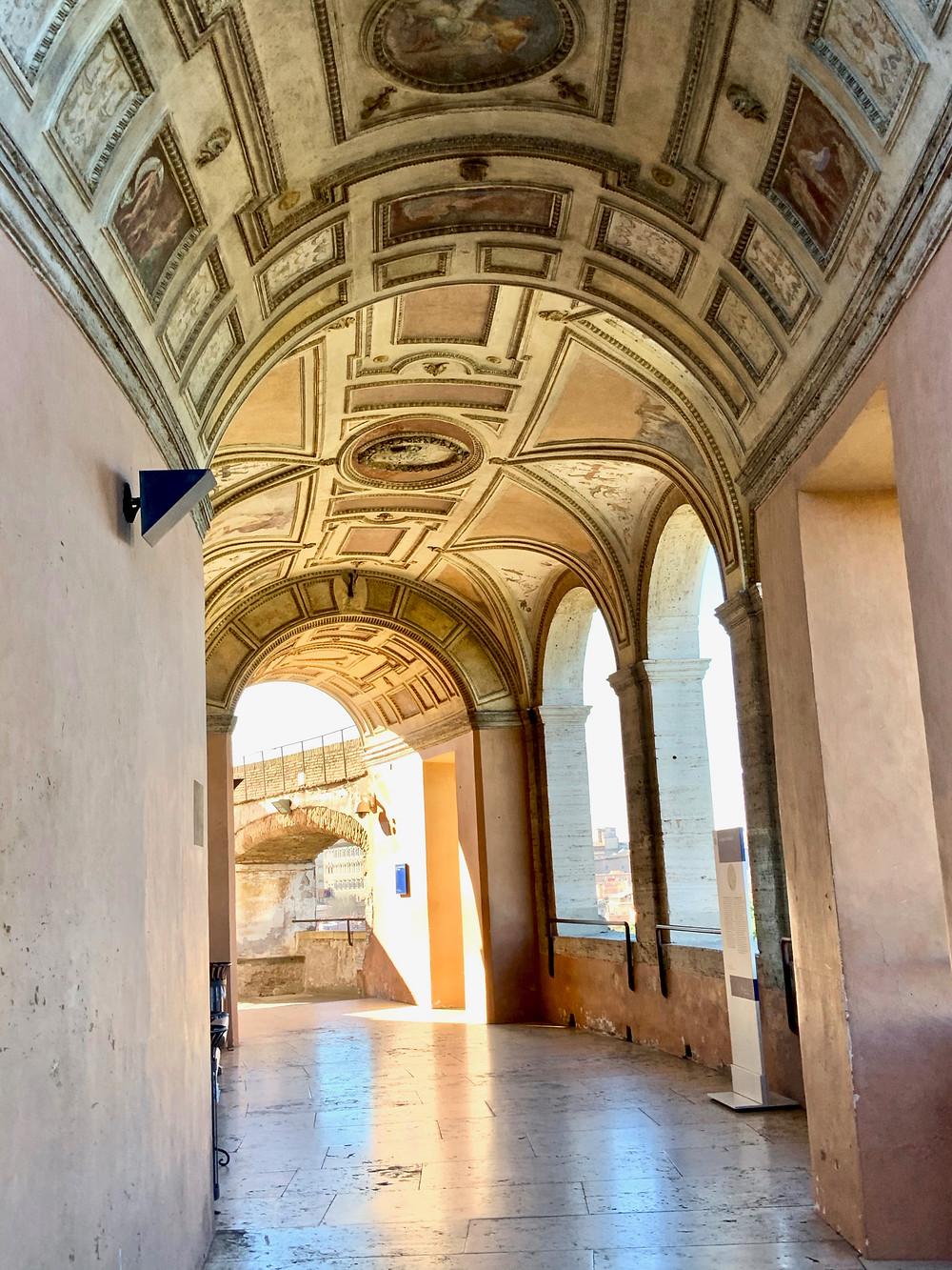 Alexander VII Walkway