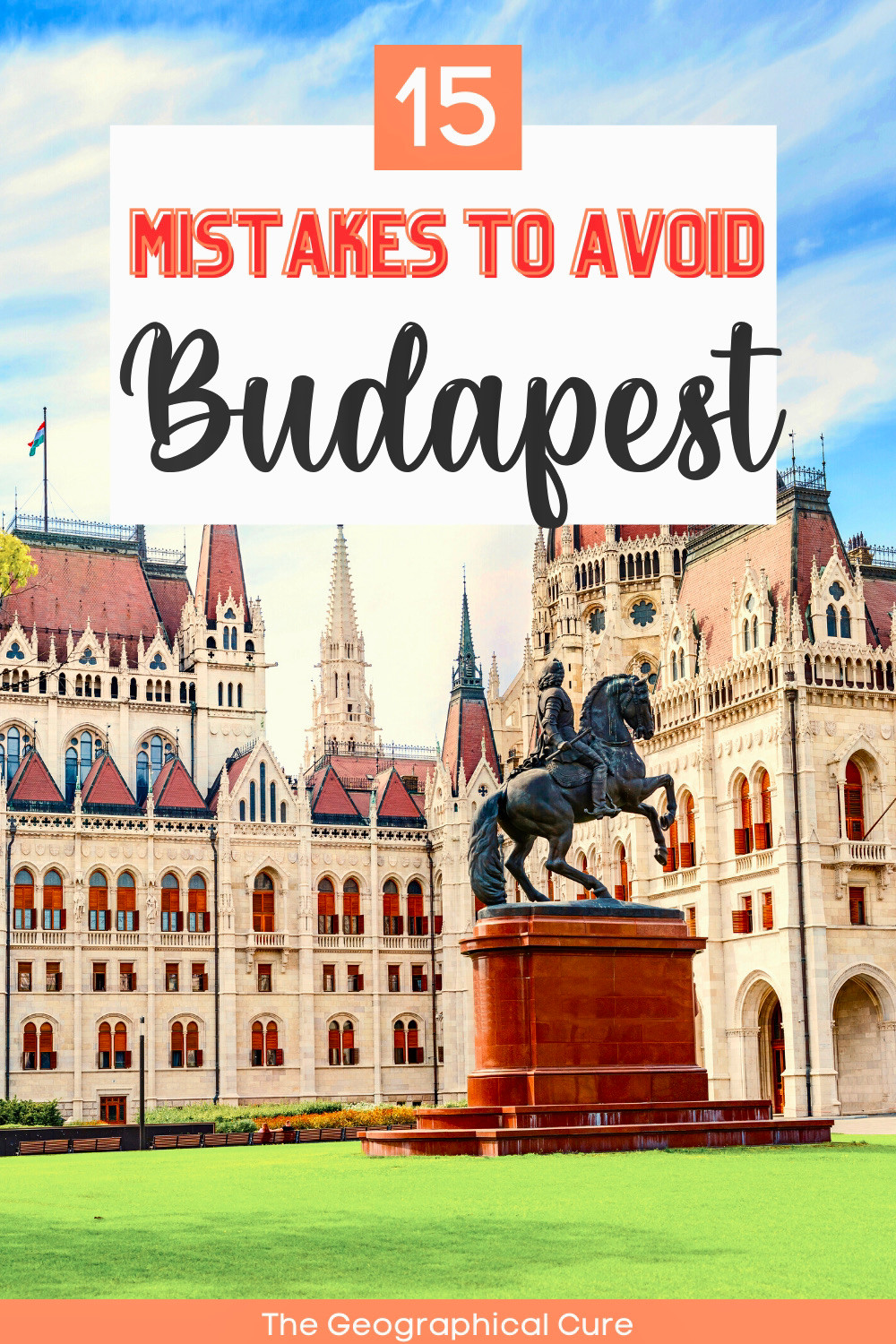 must know tips for Budapest to avoid mistakes and have an efficient visit