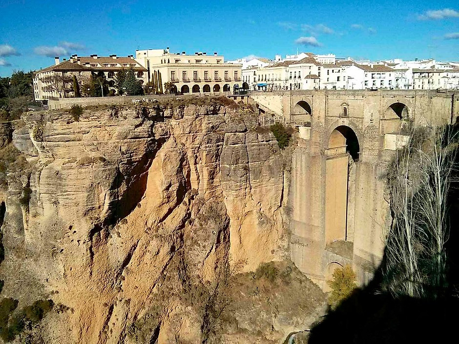Ronda and its dramatic New Bridge