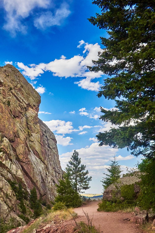 Eldorado Canyon Trail