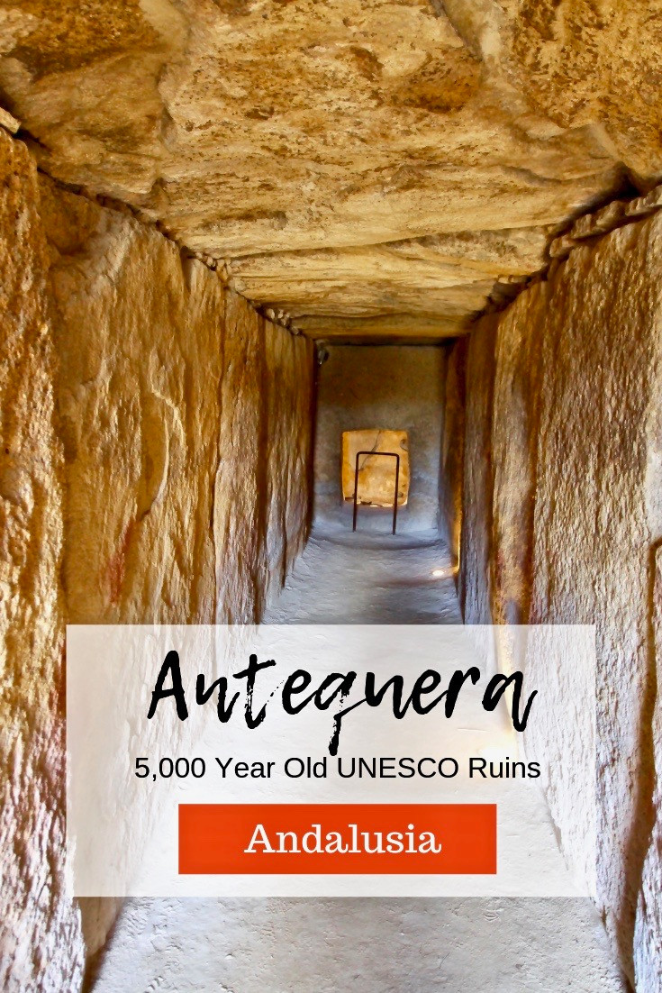 Antequera Megaliths -- a 5000 Year Old UNESCO Site