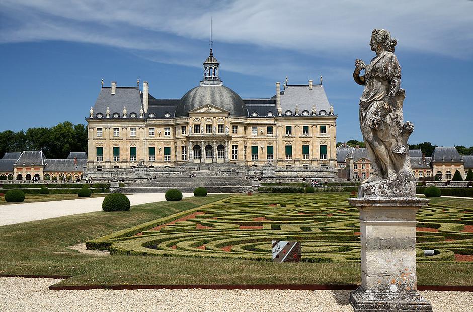 Chateau Vaux-le-Victomte