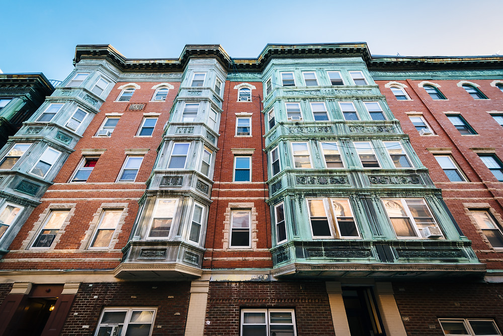 historic buildings in Boston's North End