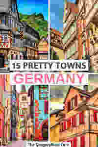 15 of the prettiest towns in Germany