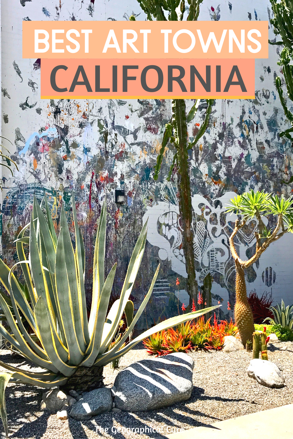 Best Art Towns in California