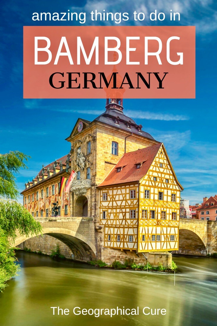the amazing UNESCO town of Bamberg Germany, a hidden gem in northern Bavaria