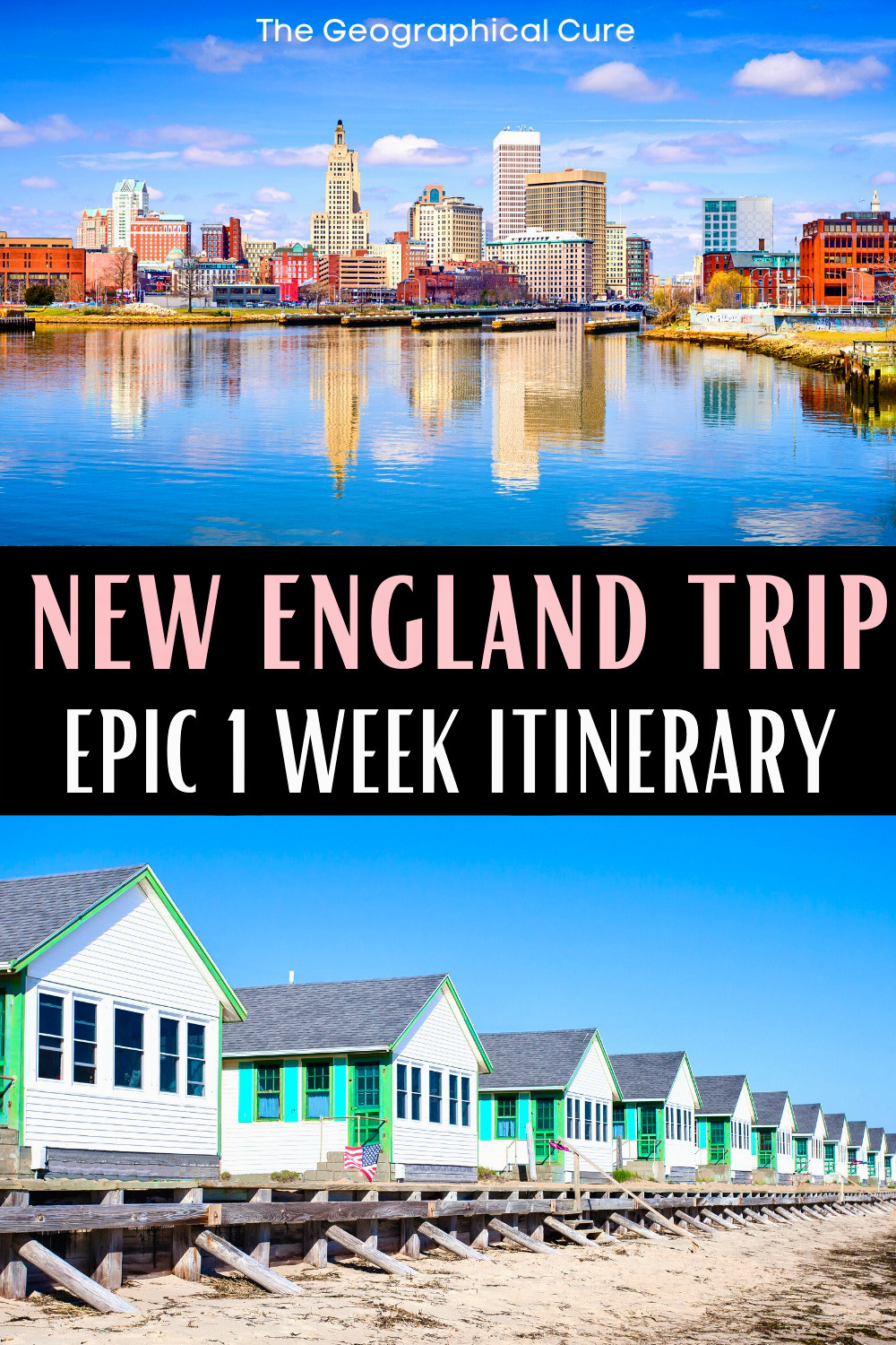 how to spend 7 days in New England