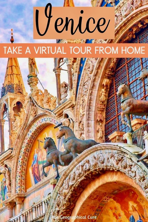 ultimate guide to virtual tours of Venice