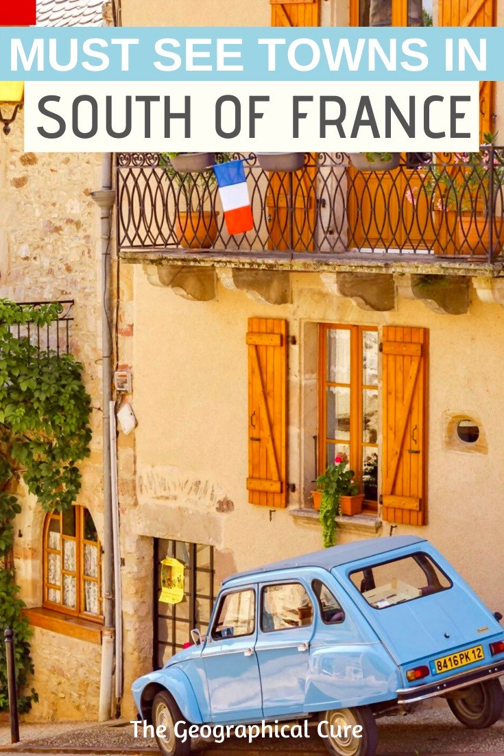 12 must see towns in the Occitanie region of southern France