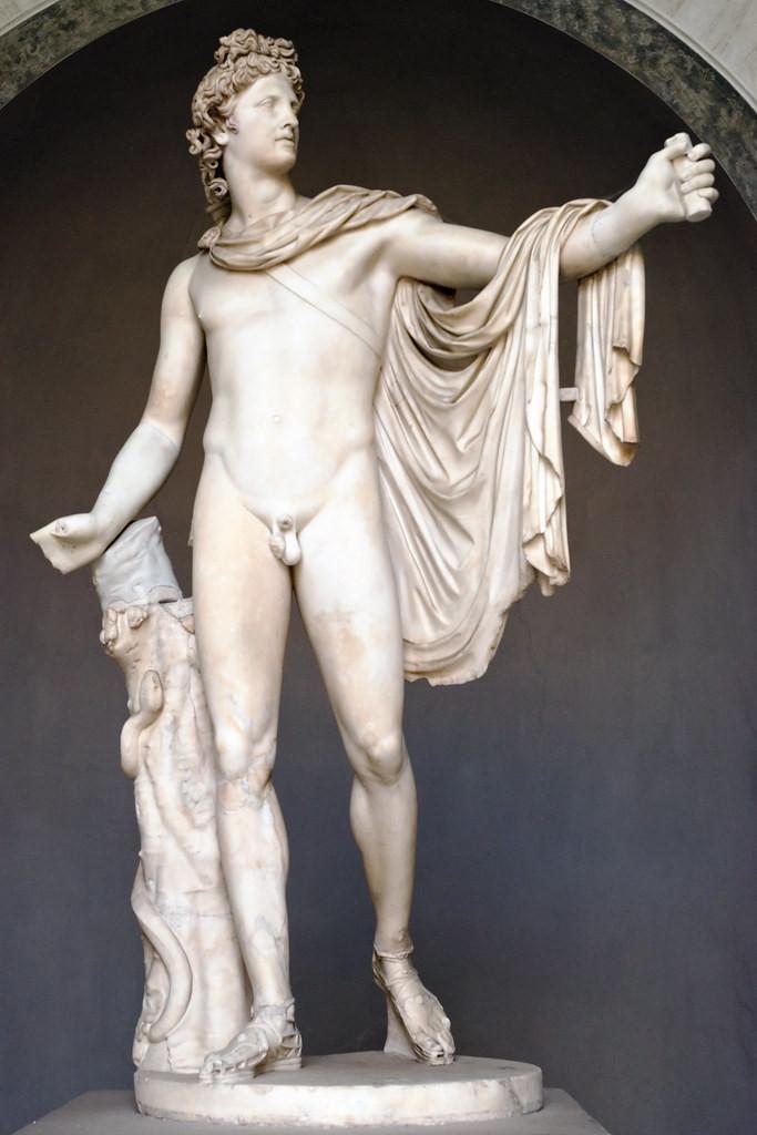 Apollo Belvedere at the Vatican