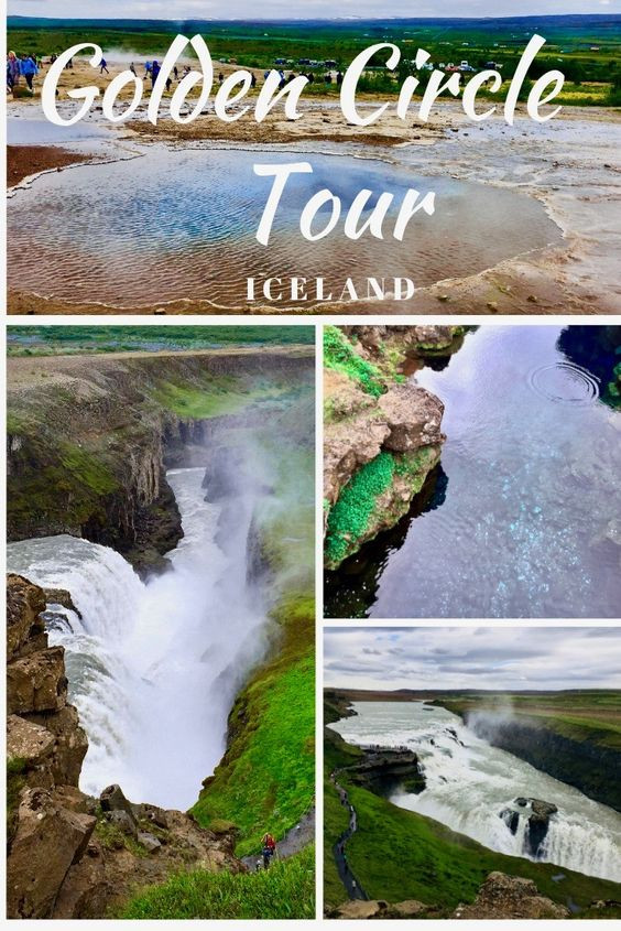 The Golden Circle Tour in Iceland