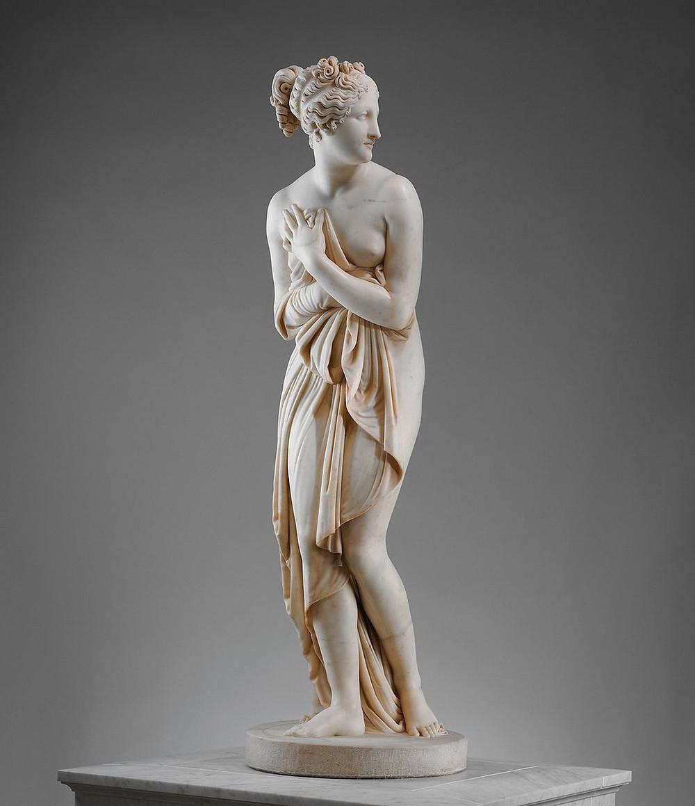 Antonio Canova, Venus Italica, 1822–23