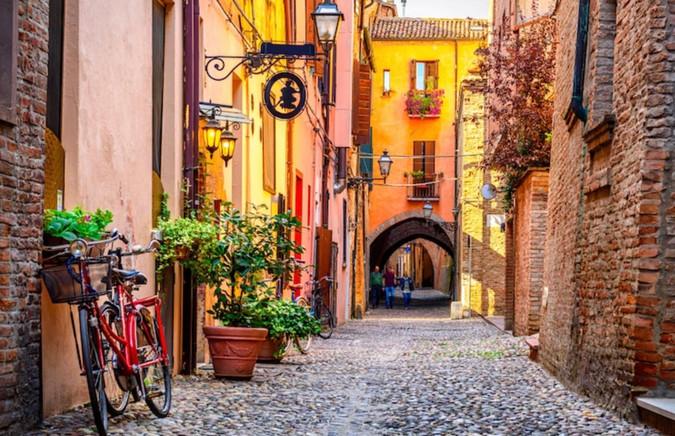 Trastevere neighborhood
