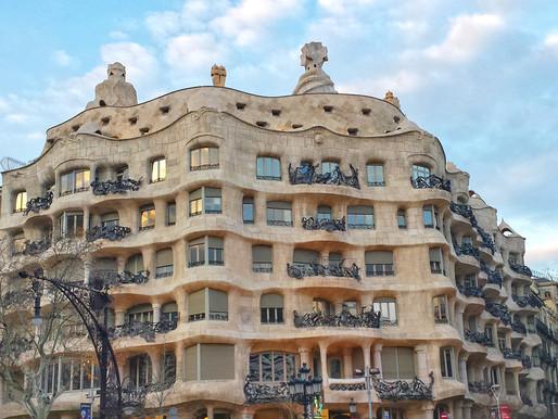 A Masterpiece of Nature: Gaudí's Surreal La Pedrera