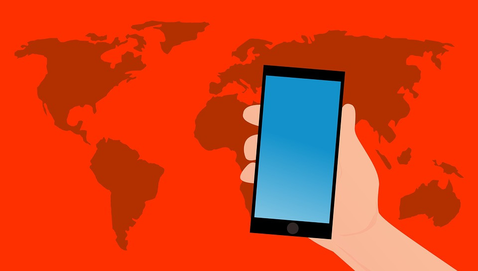 the world's most wonderful invention: the phone GPS