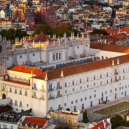 The Monastery of São Vicente de Fora, a Gorgeous Hidden Gem in Lisbon