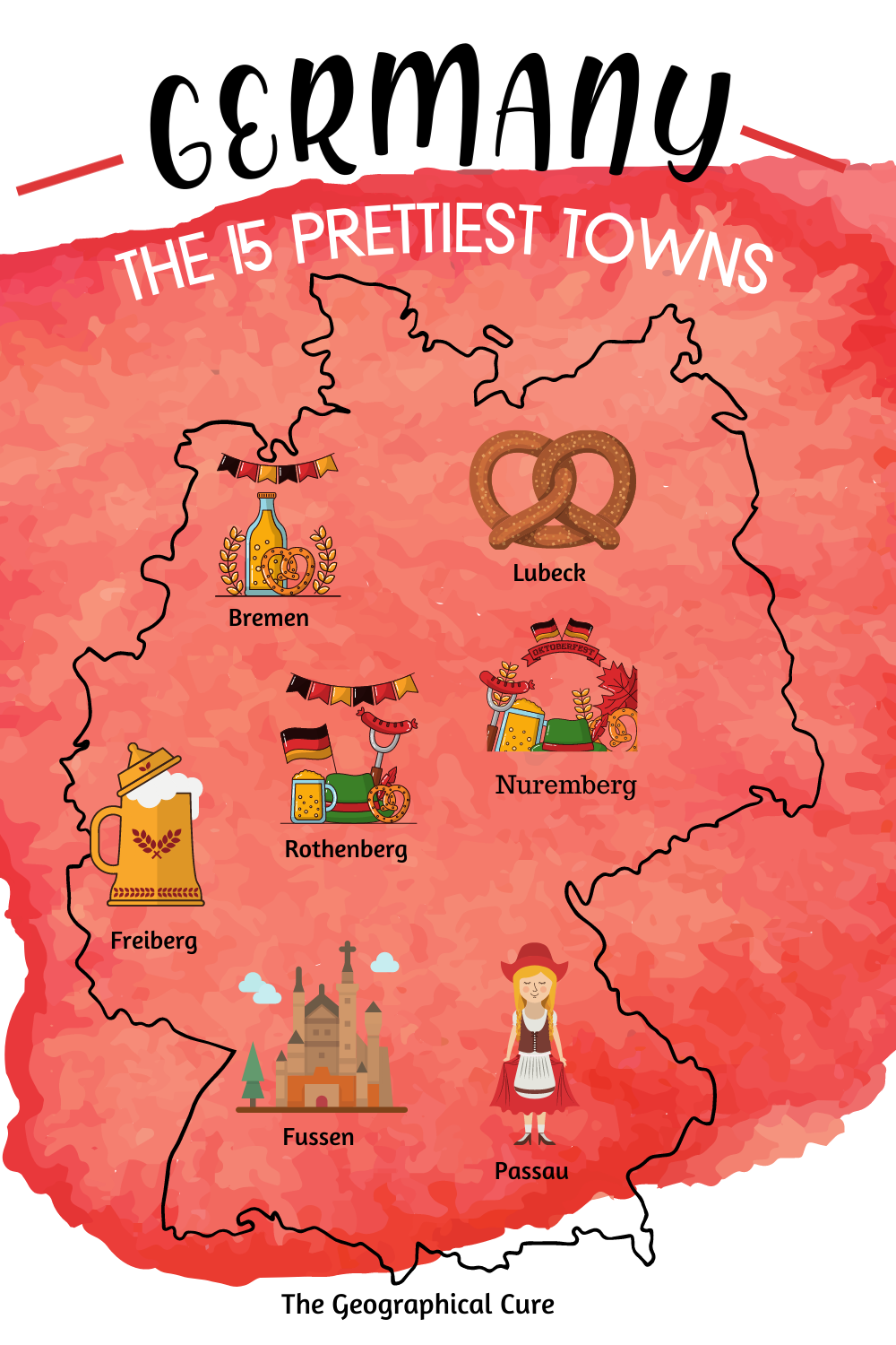 the Prettiest Towns in Germany